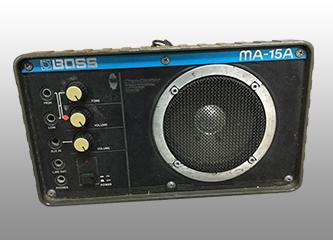 BOSSモニターアンプ